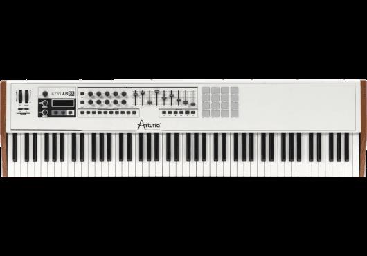Claviers & Pianos - CLAVIERS - CLAVIERS MAITRES - Arturia - OAR KEYLAB88 MKII - Royez Musik