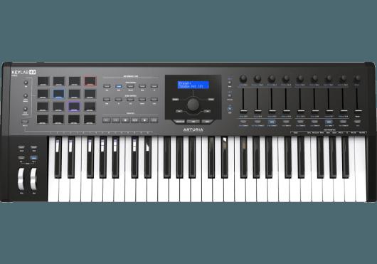 Claviers & Pianos - CLAVIERS - CLAVIERS MAITRES - Arturia - OAR KEYLABMKII49-BK - Royez Musik
