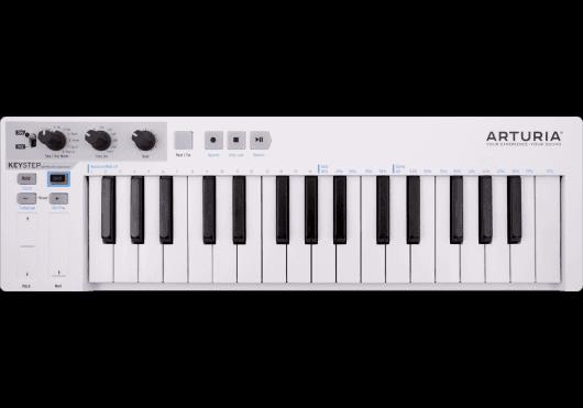 Claviers & Pianos - CLAVIERS - CLAVIERS MAITRES - Arturia - OAR KEYSTEP - Royez Musik