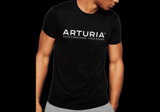 Merchandising - TEXTILE - TEE-SHIRT - Arturia - YART T-SHIRT ARTURIA M - Royez Musik