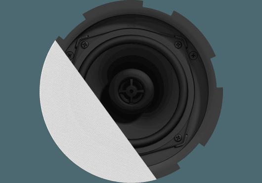 Audio - ENCEINTES & CO - ENCEINTES INSTALLATION - Audac - SAU CIRA530D-W - Royez Musik