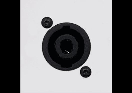 Audio - CONTRÔLEURS - CONTRÔLEURS ET SÉLECTEURS - CONNEXIONS AUDIO DÉPORTÉES - Audac - SAU CP45SPES-W - Royez Musik
