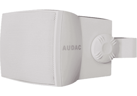 Audio - ENCEINTES & CO - MURALES - Audac - SAU WX802-W - Royez Musik