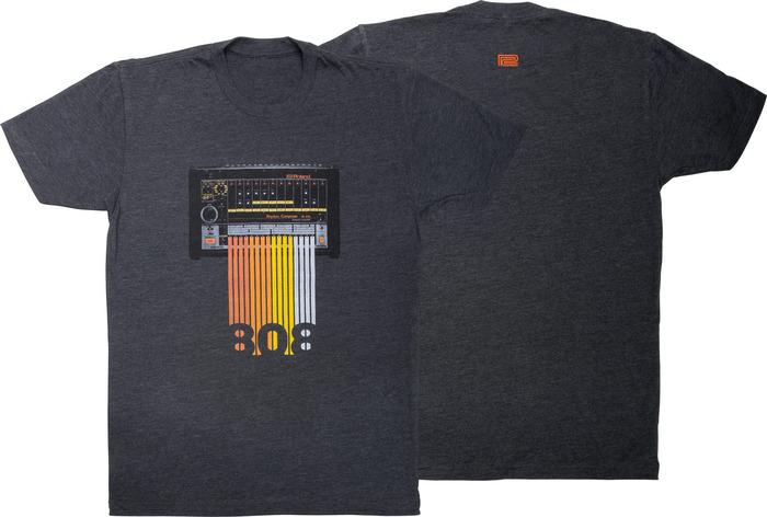 Merchandising - TEXTILE - TEE-SHIRT - BOSS - CCR-TR808TMG - Royez Musik