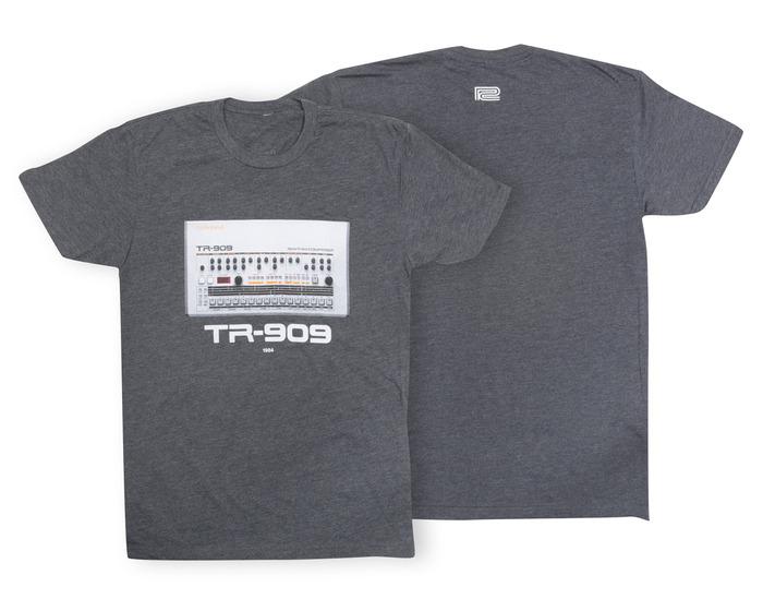 Merchandising - TEXTILE - TEE-SHIRT - BOSS - CCR-TR909T2XC - Royez Musik