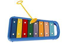 Petits instruments - EVEIL - LUGDIVINE - Carillon soprano diatonique pour petites mains - Royez Musik