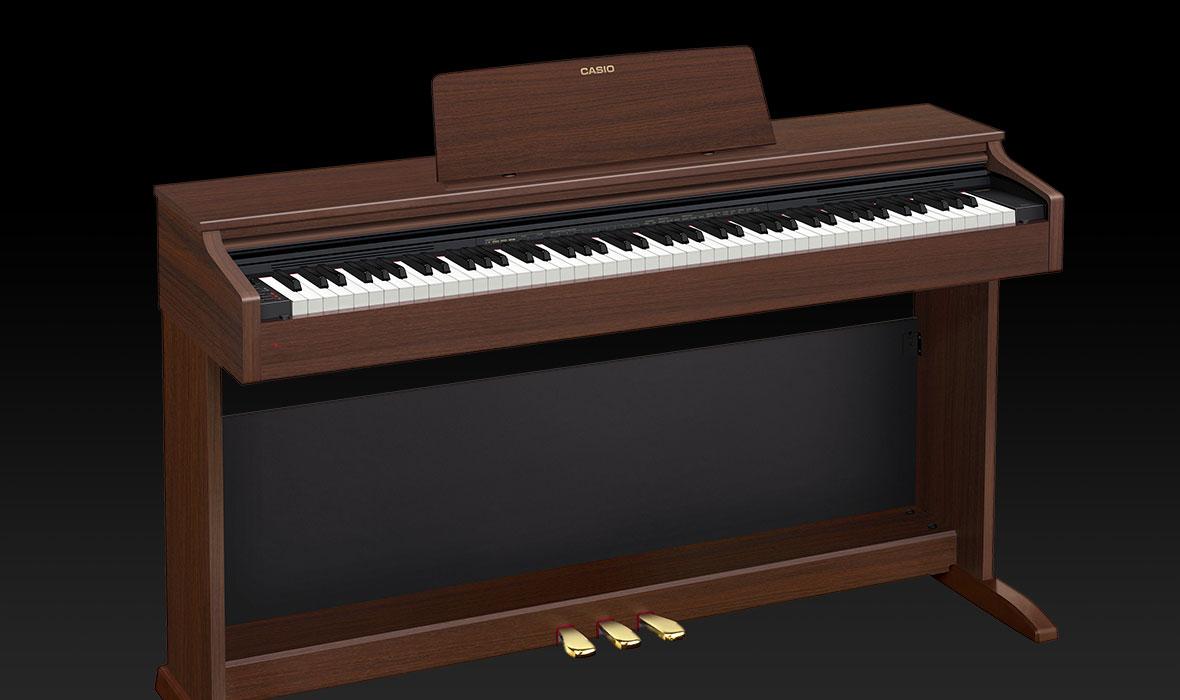 Claviers & Pianos - PIANOS NUMERIQUES - MEUBLE - CASIO - AP-270BN - Royez Musik