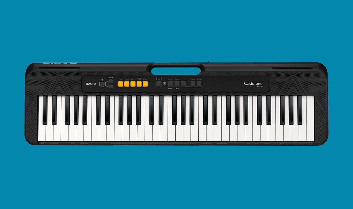Claviers & Pianos - CLAVIERS - CLAVIERS ARRANGEURS - CASIO - CT-S100 - Royez Musik