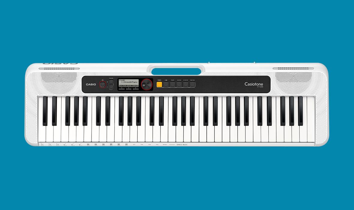 Claviers & Pianos - CLAVIERS - CLAVIERS ARRANGEURS - CASIO - CT-S200WE - Royez Musik
