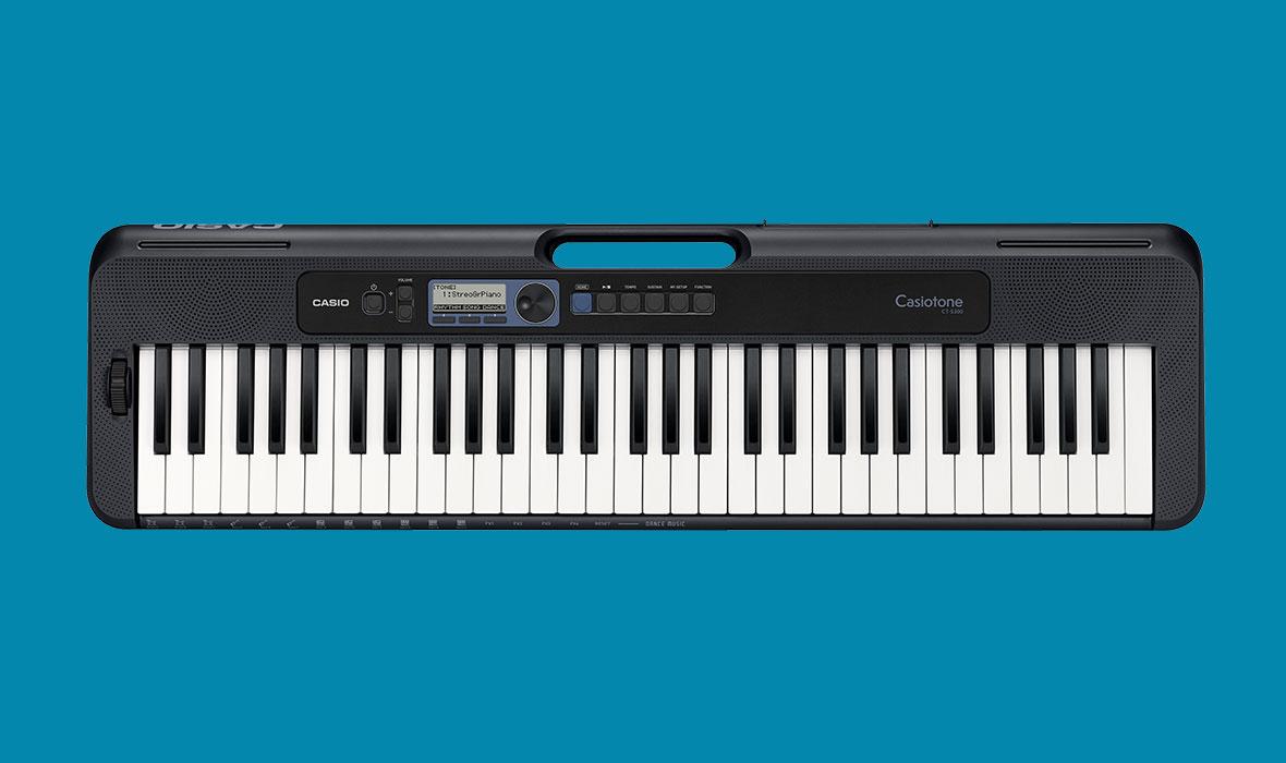 Claviers & Pianos - CLAVIERS - CLAVIERS ARRANGEURS - CASIO - CT-S300 - Royez Musik