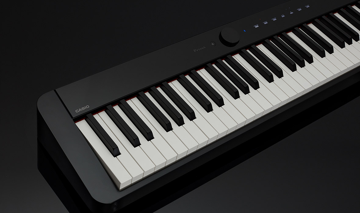 Claviers & Pianos - PIANOS NUMERIQUES - PORTABLE - CASIO - PX-S1000BK - Royez Musik