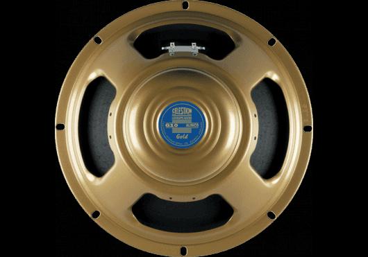 Amplis Effets - PIÈCES DÉTACHÉES - HAUT-PARLEUR - Celestion - SCE G10-GOLD-8 - Royez Musik