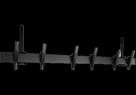 Accessoires - EQUIPEMENT MULTIMEDIA - SUPPORTS ECRAN PLAT - Chief - TCH LCM3X1U-B - Royez Musik