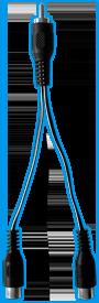 Accessoires - ALIMENTATION & PILES - ALIMENTATION - CIOKS - CKFLEX1002 - Royez Musik