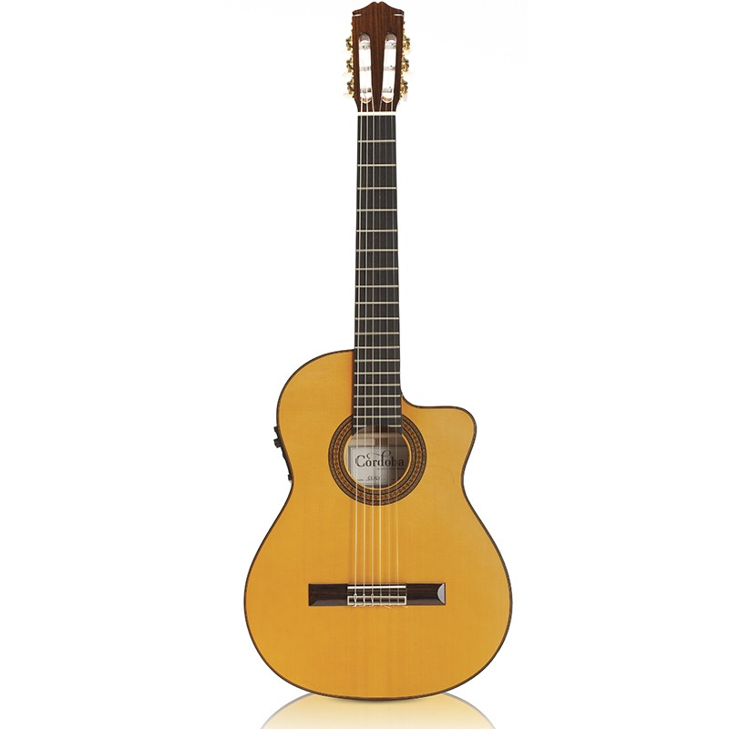 Guitares & Co - GUITARES CLASSIQUES - 4/4 - CORDOBA - CO004 - Royez Musik