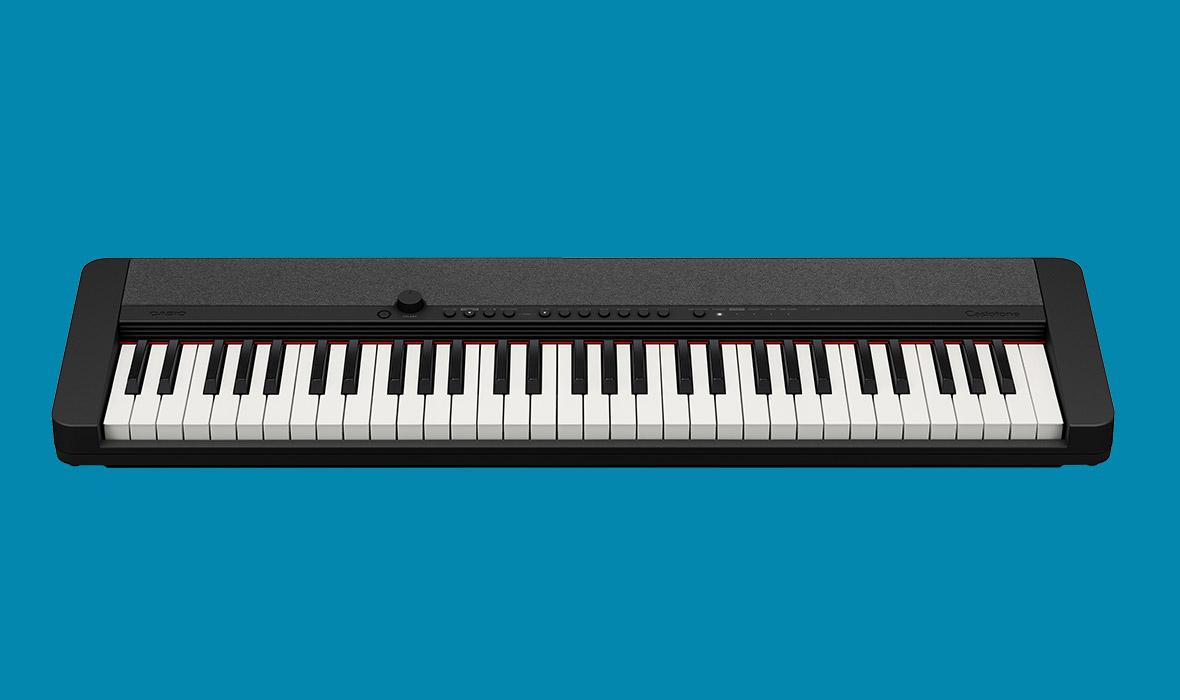 Claviers & Pianos - CLAVIERS - CLAVIERS ARRANGEURS - CASIO - CT-S1 BK - Royez Musik
