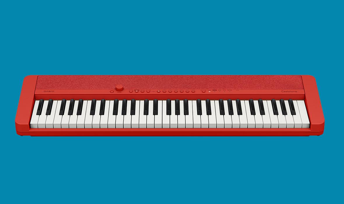 Claviers & Pianos - CLAVIERS - CLAVIERS ARRANGEURS - CASIO - CT-S1 Rd - Royez Musik