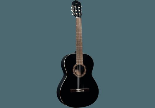 Guitares & Co - GUITARES CLASSIQUES - 4/4 - Cuenca - GCU 10E-BLK - Royez Musik
