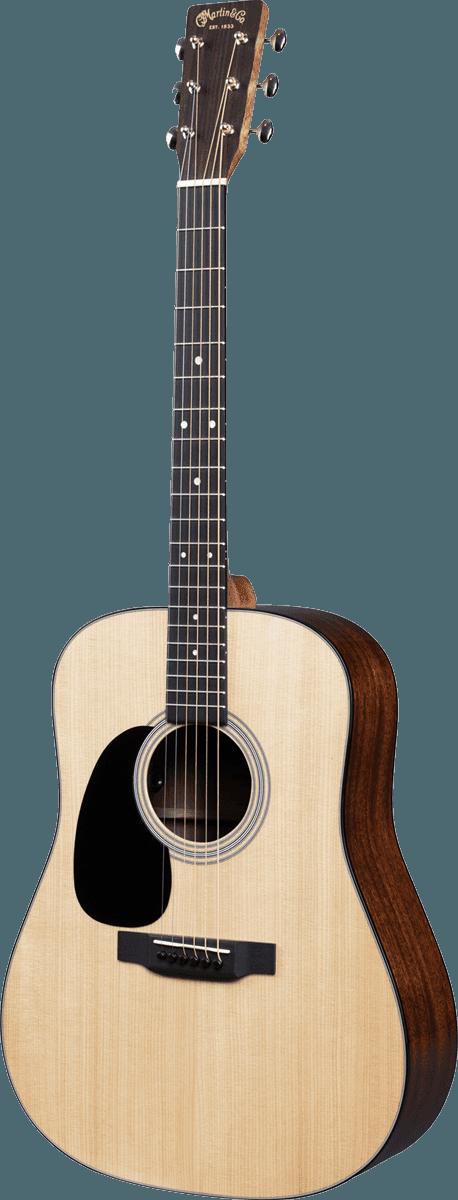 Guitares & co - GUITARES ACOUSTIQUES - 6 CORDES - GAUCHER - Martin - D-12E-L - Royez Musik