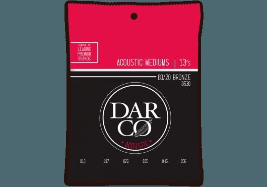 Cordes - CORDES GUITARES ACOUSTIQUES - JEU COMPLET - Darco - CDA D530 - Royez Musik