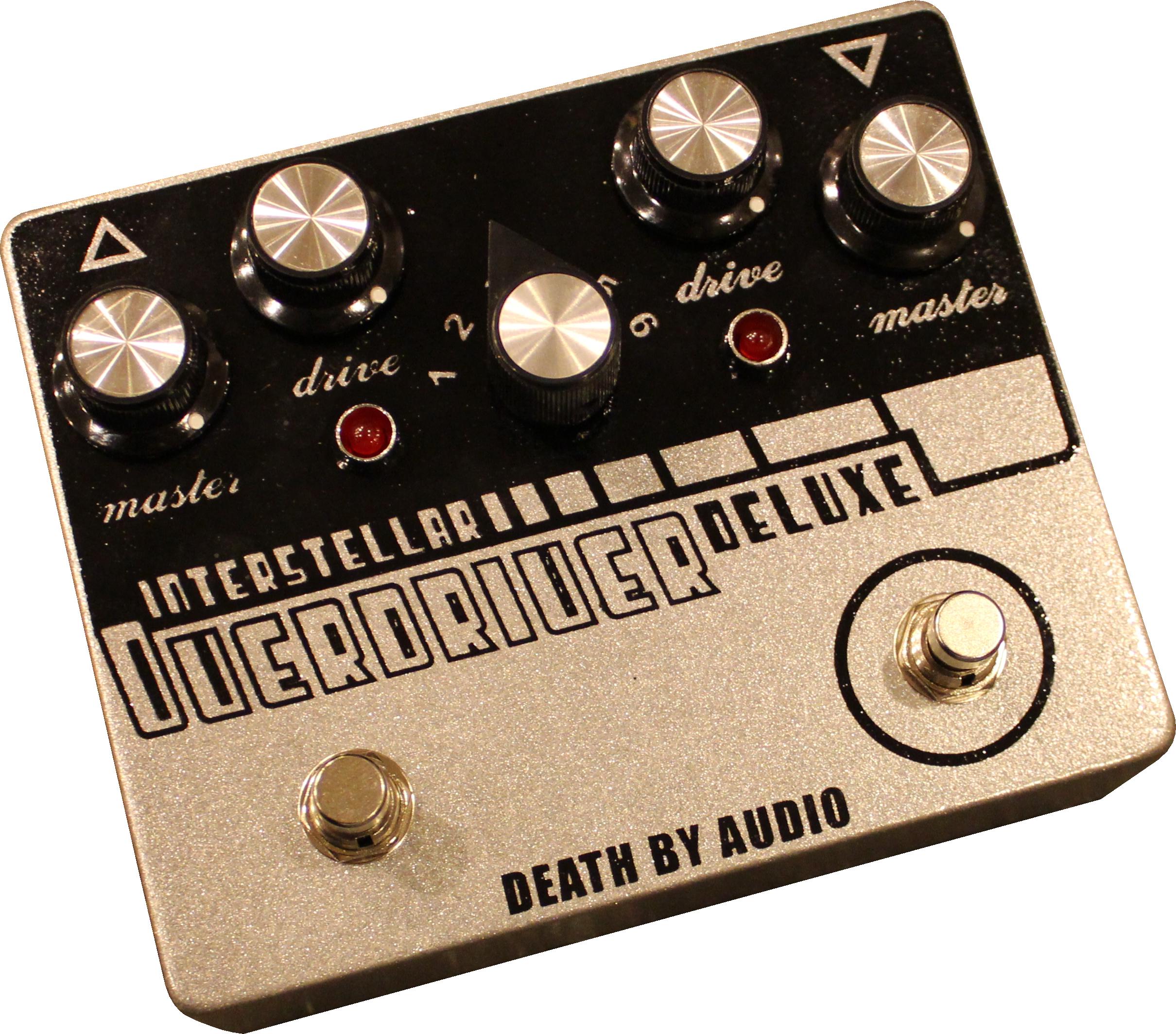 Amplis effets - EFFETS ET MULTI-EFFETS - DEATH BY AUDIO - DBAINTERDLX - Royez Musik