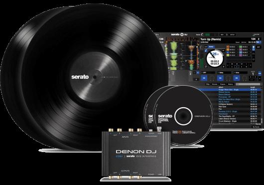 Audio - INTERFACES - INTERFACES AUDIO - Denon DJ - DDE DS1 - Royez Musik