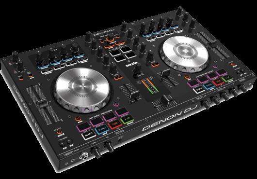 Audio - CONTRÔLEURS - Denon DJ - DDE MC4000 - Royez Musik