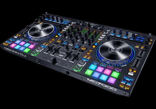 Audio - CONTRÔLEURS - Denon DJ - DDE MC7000 - Royez Musik