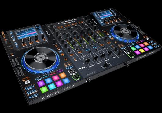 Audio - CONTRÔLEURS - Denon DJ - DDE MCX8000 - Royez Musik