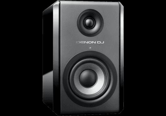 Audio - ENCEINTES & CO - ENCEINTES - Denon DJ - DDE SM50 - Royez Musik