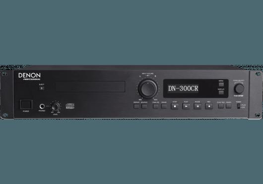 Audio - ENREGISTREMENT ET CAPTURES - Denon Pro - SDE DN300CR - Royez Musik