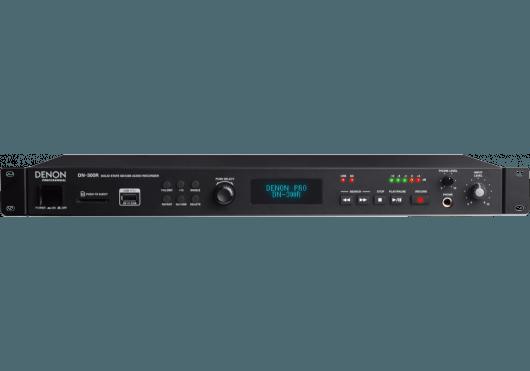 Audio - ENREGISTREMENT ET CAPTURES - Denon Pro - SDE DN300R - Royez Musik
