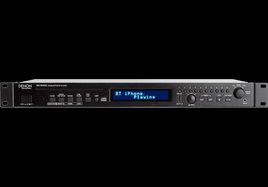 Audio - DJ - LECTEUR MEDIA DJ PRO - Denon Pro - SDE DN500CB - Royez Musik