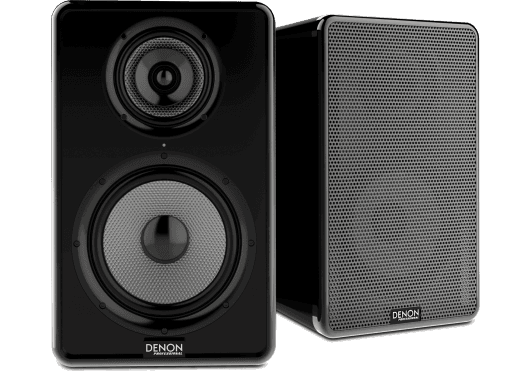 Audio - ENCEINTES & CO - MONITORS - Denon Pro - SDE DN508SA - Royez Musik