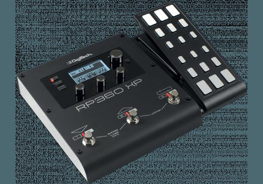 Amplis effets - EFFETS ET MULTI-EFFETS - DigiTech - MDT RP360XPV-01 - Royez Musik