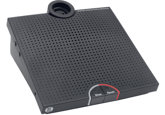Audio - SYSTEMES DE CONFERENCE - DCS6000 - DIS - SSI DC6120P - Royez Musik