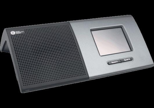 Audio - SYSTEMES DE CONFERENCE - DCS6000 - DIS - SSI DC6990P - Royez Musik