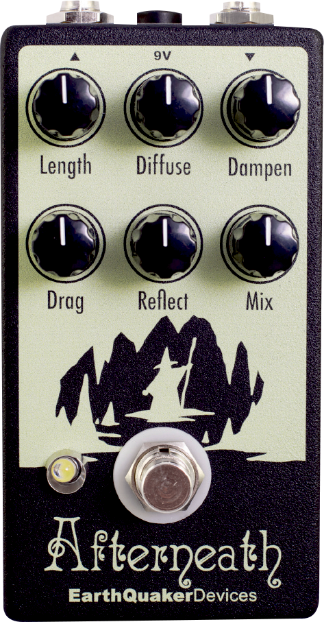 Amplis effets - EFFETS ET MULTI-EFFETS - EARTHQUAKER DEVICES - EQDAFTEV2EU - Royez Musik