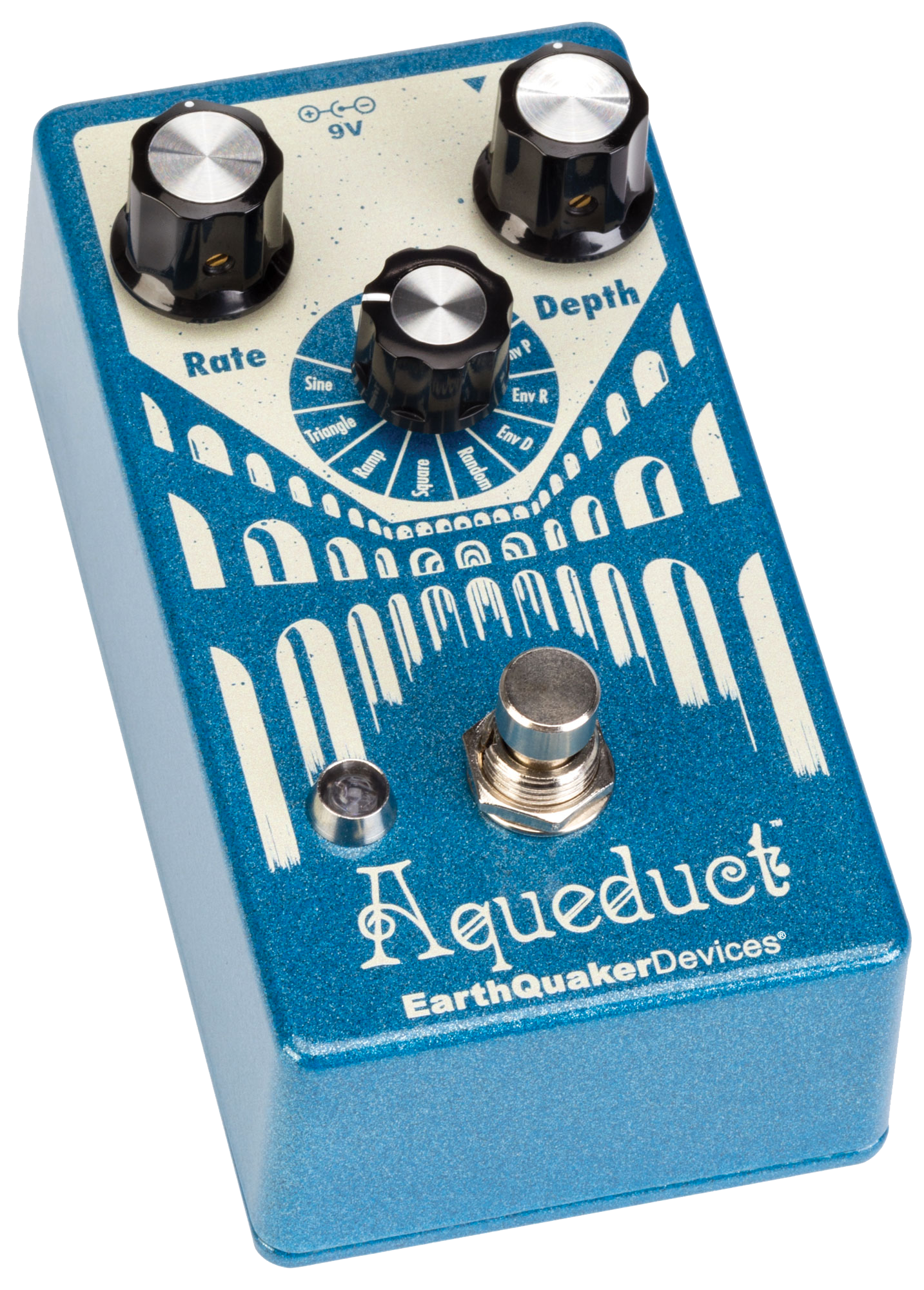 Amplis effets - EFFETS ET MULTI-EFFETS - EARTHQUAKER DEVICES - EQDAQUEV1EU - Royez Musik
