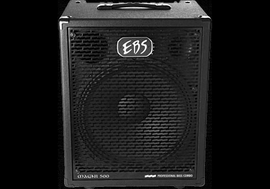 Amplis effets - AMPLIS - GUITARES BASSES - EBS - MEB MAGNI500-115 - Royez Musik