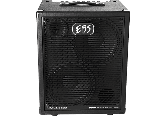 Amplis effets - AMPLIS - GUITARES BASSES - EBS - MEB MAGNI500-210 - Royez Musik