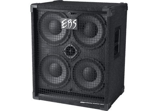 Amplis effets - BAFFLES - GUITARES BASSES - EBS - MEB NEO-410 - Royez Musik