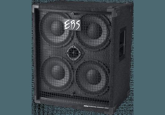 Amplis effets - BAFFLES - GUITARES BASSES - EBS - MEB NEO-410-8 - Royez Musik