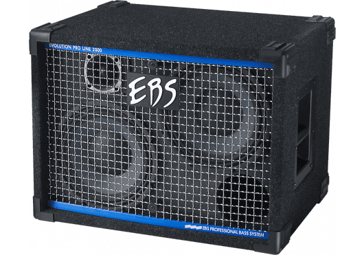 Amplis effets - BAFFLES - GUITARES BASSES - EBS - MEB PRO-210 - Royez Musik