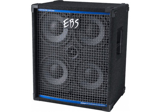 Amplis effets - BAFFLES - GUITARES BASSES - EBS - MEB PRO-410 - Royez Musik