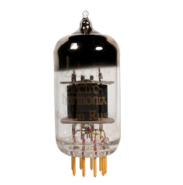 Amplis effets - PIÈCES DÉTACHÉES - LAMPES - ELECTRO-HARMONIX - EHX12AXGO - Royez Musik