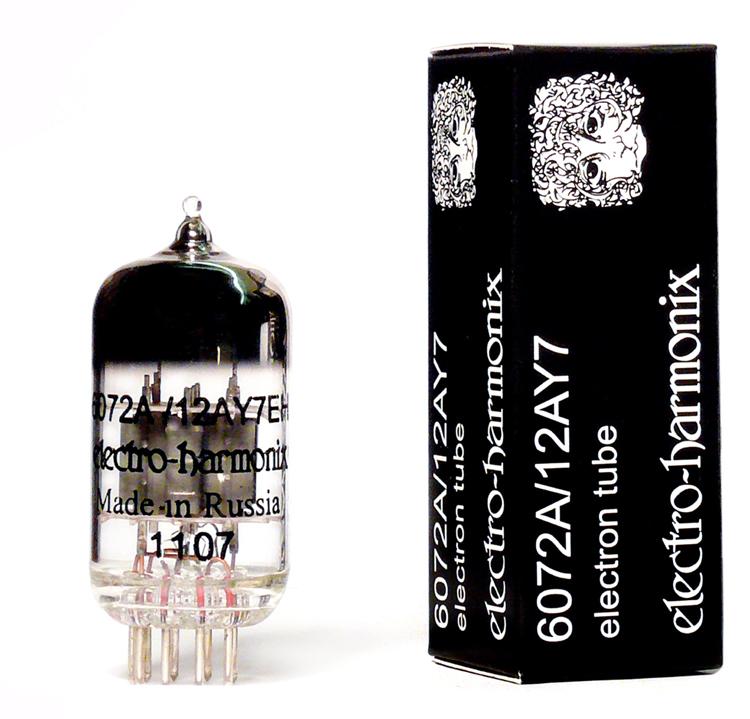 Amplis effets - PIÈCES DÉTACHÉES - LAMPES - ELECTRO-HARMONIX - EHX12AY - Royez Musik