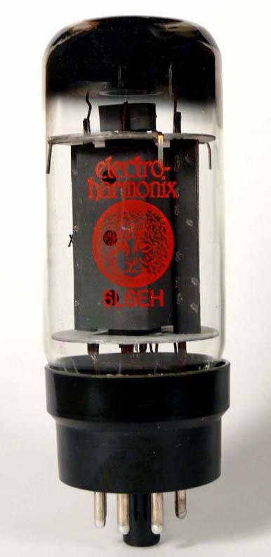 Amplis effets - PIÈCES DÉTACHÉES - LAMPES - ELECTRO-HARMONIX - EHX6L - Royez Musik