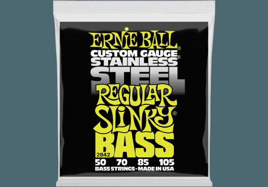 Cordes - CORDES GUITARES BASSES - 4 CORDES - ERNIE BALL - CEB 2842 - Royez Musik