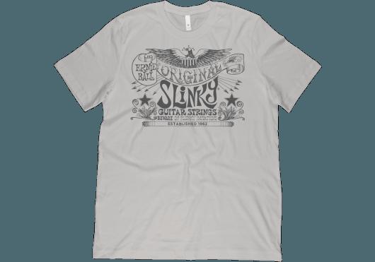 Merchandising - TEXTILE - TEE-SHIRT - ERNIE BALL - YERN 4845 - Royez Musik
